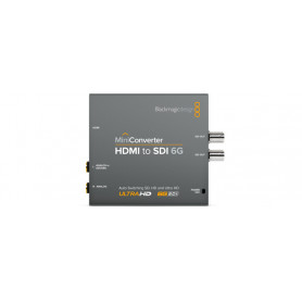 Blackmagic Mini CONVERTER HDMI vers SDI 6G