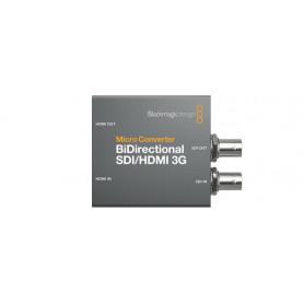Blackmagic Micro convertisseur bidirect SDI vers HDMI 3G avec alimentation