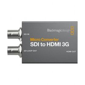 Blackmagic  Micro convertisseur SDI vers HDMI 3G avec alimentation