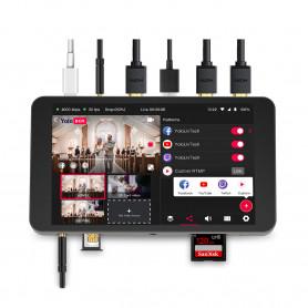 YoloLiv YoloBox Studio portable Multi-Cam Live Stream