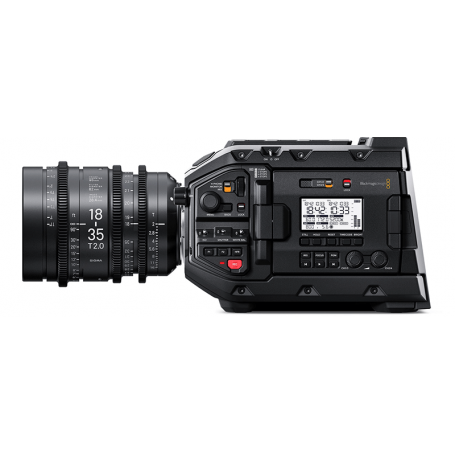 camera viédo Blackmagic URSA Mini Pro