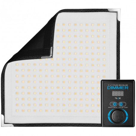WESTCOTT FLEX BI-COLOR LED MAT (1' x 1', US/CA Plug)
