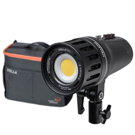 LIGHT & MOTION STELLA PRO 8000 RF ACTION KIT