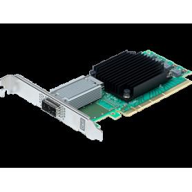 ATTO FastFrame ™ N311 QSFP28 Adaptateur réseau PCIe 3.0 à port unique 25/40/50 / 100GbE