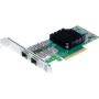 ATTO FastFrame ™ N322 SFP28 Dual Port 25GbE PCIe 3.0 Network Adapter