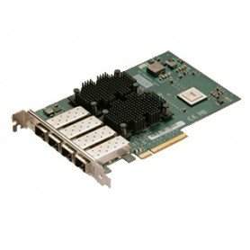 ATTO FastFrame ™ NS14 Quad Port 10GbE PCIe 2.0 Network Adapter
