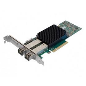 ATTO Celerity FC-162E Adaptateur de bus hôte PCIe 3.0 Fibre Channel Gen 5 16 Gbits / s à double canal