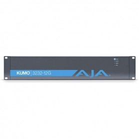 AJA KUMO 3232-12G Compact 12G-SDI