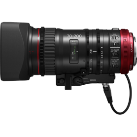 CANON OBJECTIF CINEMA CN-E70-200mm T4.4 L IS