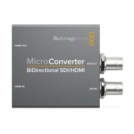 Blackmagic Micro convertisseur bidirect SDI vers HDMI avec alimentation