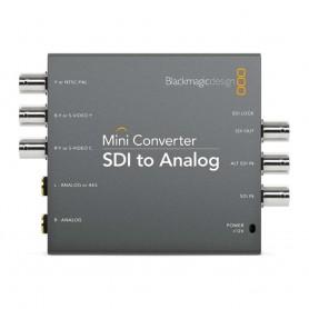 Blackmagic Mini CONVERTER SDI vers analogique