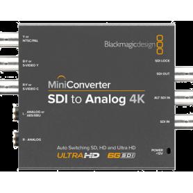 Blackmagic Mini CONVERTER SDI vers 4K