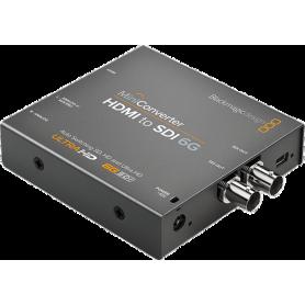Blackmagic Mini CONVERTER HDMI vers 6G