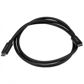 startech USB-C Cable - M/M - 1m (3ft) - USB 3.1