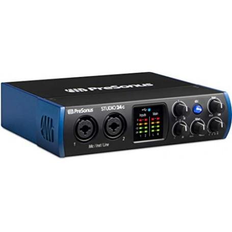 Presonus Studio 24C interface audio