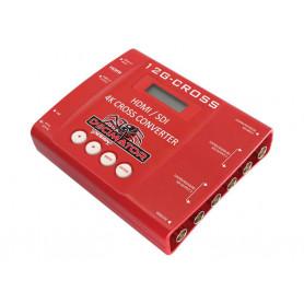Decimator 12G-CROSS CONVERTISSEUR CROISÉ HDMI / SDI 4K