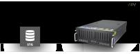 serveurs de données sécurisés APY STG
