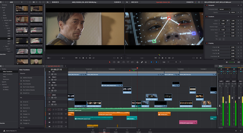 Blackmagic Design rejoint le programme Post Technology Alliance de Netflix