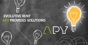 APY MONTREAL short rent workstation