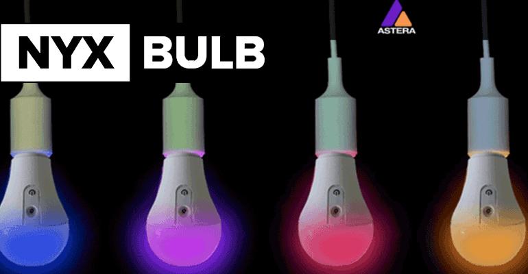 astera nyx ampoule led