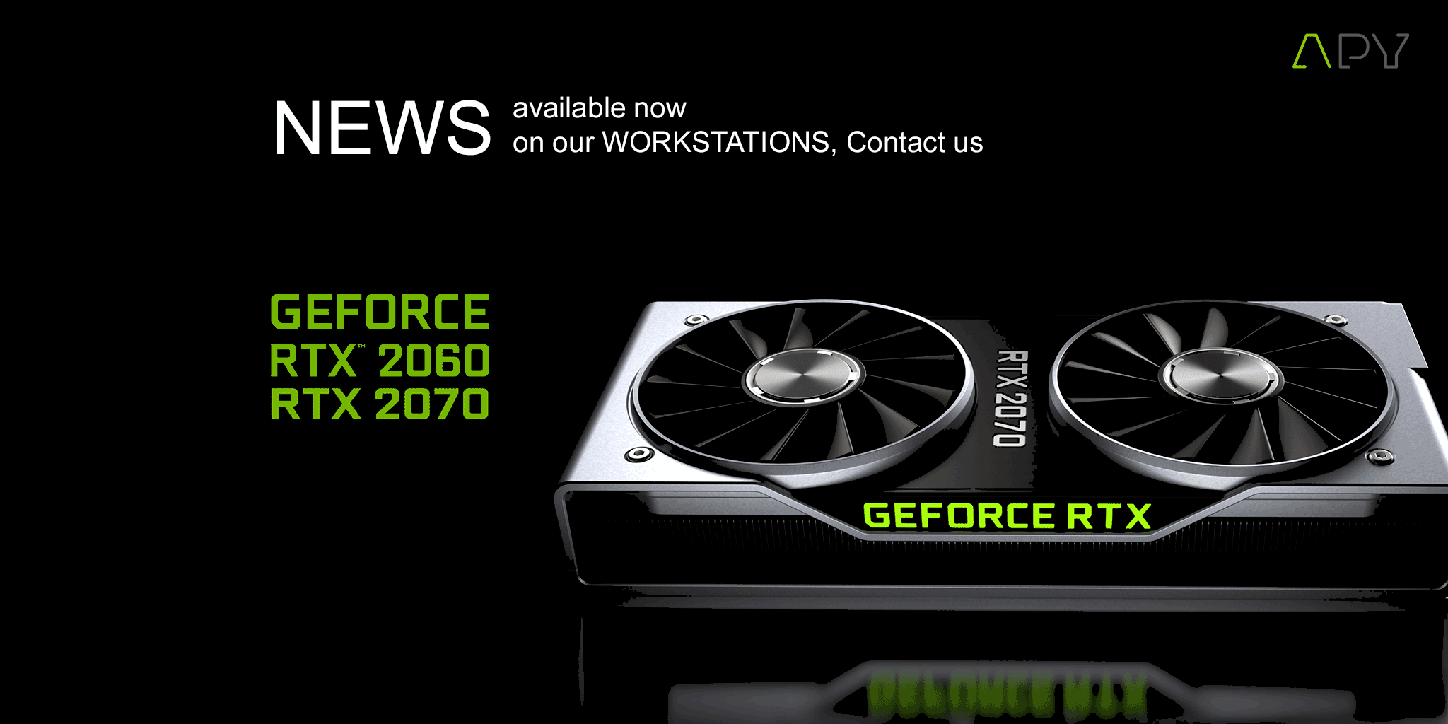 Launch rtx 2060 and 2070 nvidia