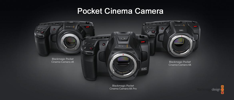 pocket cinema camera blackmagic